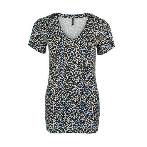 Longlady Longlady Shirt Tinka Leopard