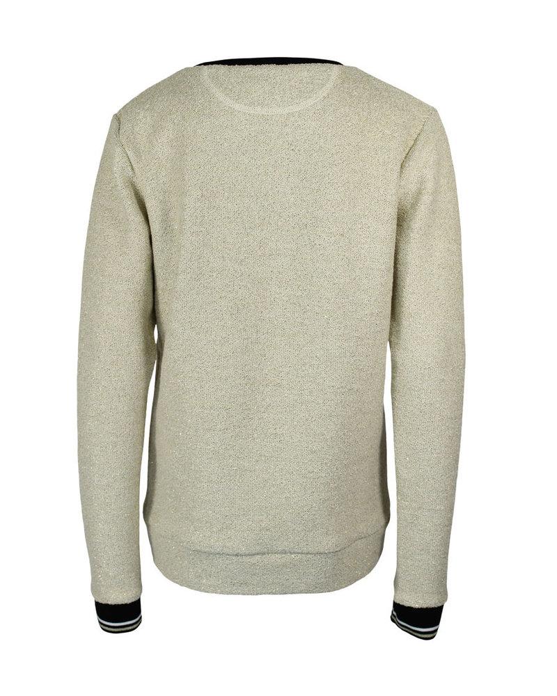 Longlady Sweater Fien Gold