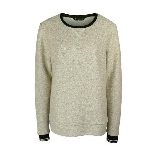 Longlady Longlady Sweater Fien Gold