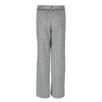 LongLady Trousers Nadiene Creme Spot