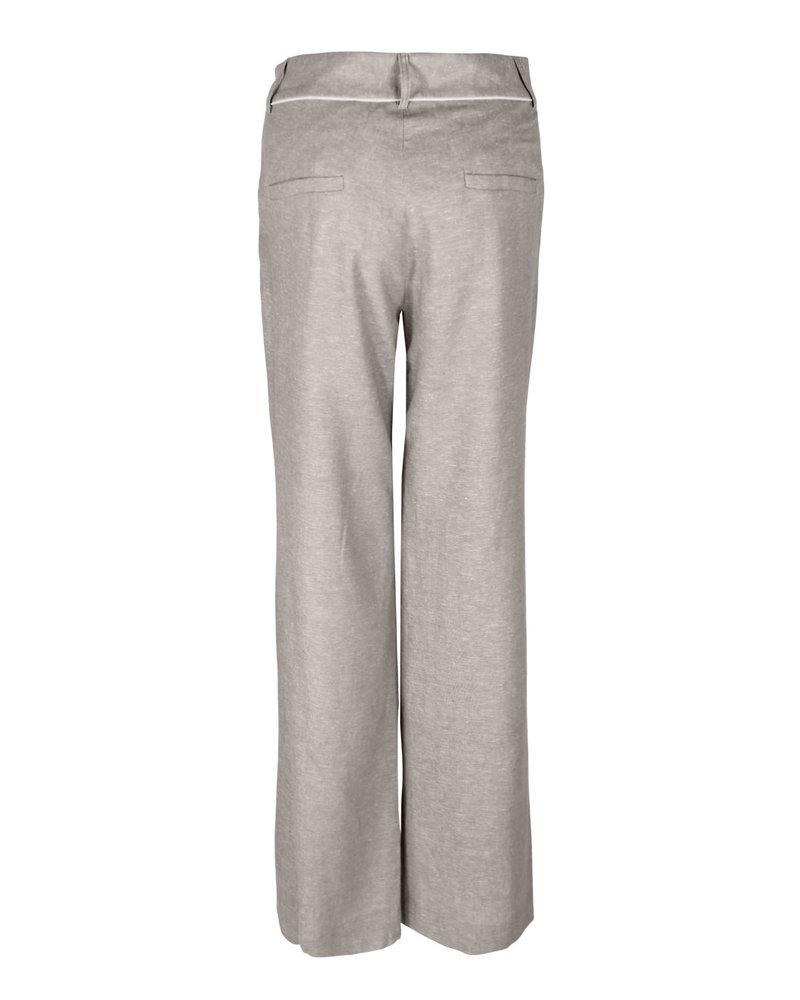 LongLady Trousers Nadiene Creme