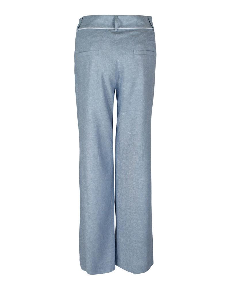 LongLady Trousers Nadiene Lightblue