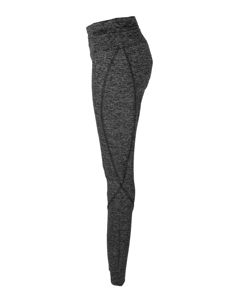 Longlady Sportlegging Black