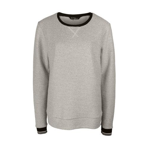 Longlady Longlady Sweater Fien Silver