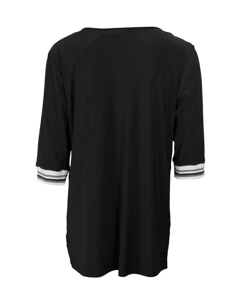 Only-M Shirt Snooze Boord Nero