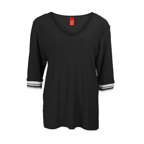 Only-M Only-M Shirt Snooze Boord Nero