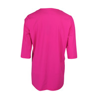 Only-M Shirt Travel Lint Fuchsia