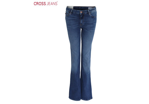 Cross Cross Jeans Faye Midblue