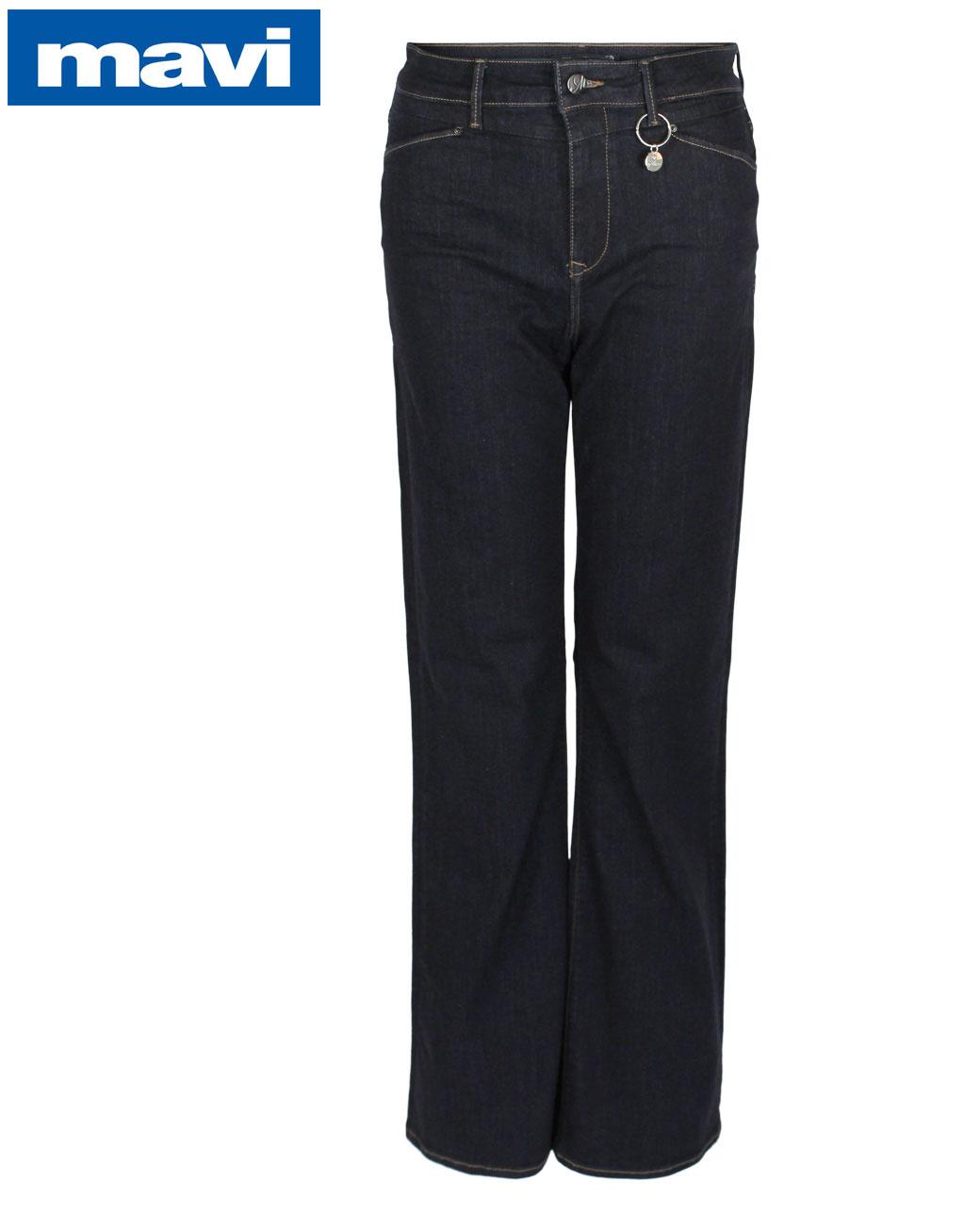 Tall Mavi Jeans Meghan Rinse Retro Longlady Fashion