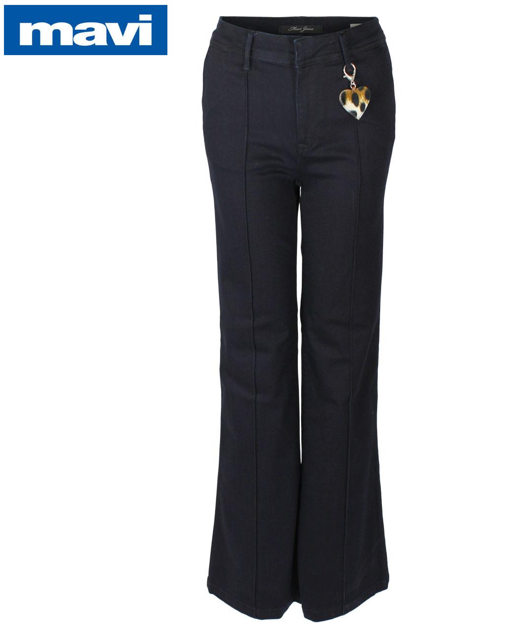 Mavi Jeans lange vrouwen Sabrina Rinse Retro LongLady