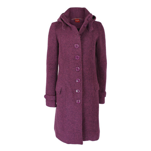 Only-M Only-M Coat Lambrusco