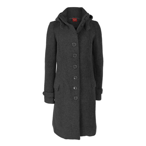 Only-M Only-M Coat Grigio