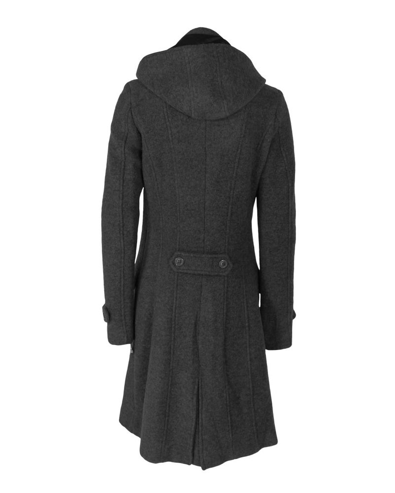 Only-M Coat Grigio