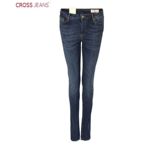 Cross Cross Jeans Alan Dark Blue Used