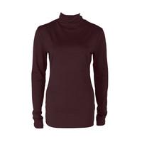 Longlady Shirt Trinca Bordeaux