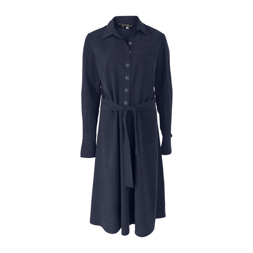 Longlady Longlady Dress Anja Darkblue