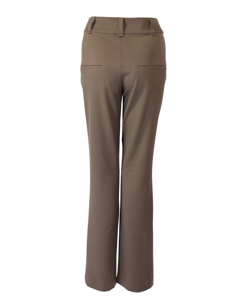 Longlady Trousers Boo Taupe