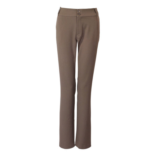 Longlady Longlady Trousers Boo Taupe