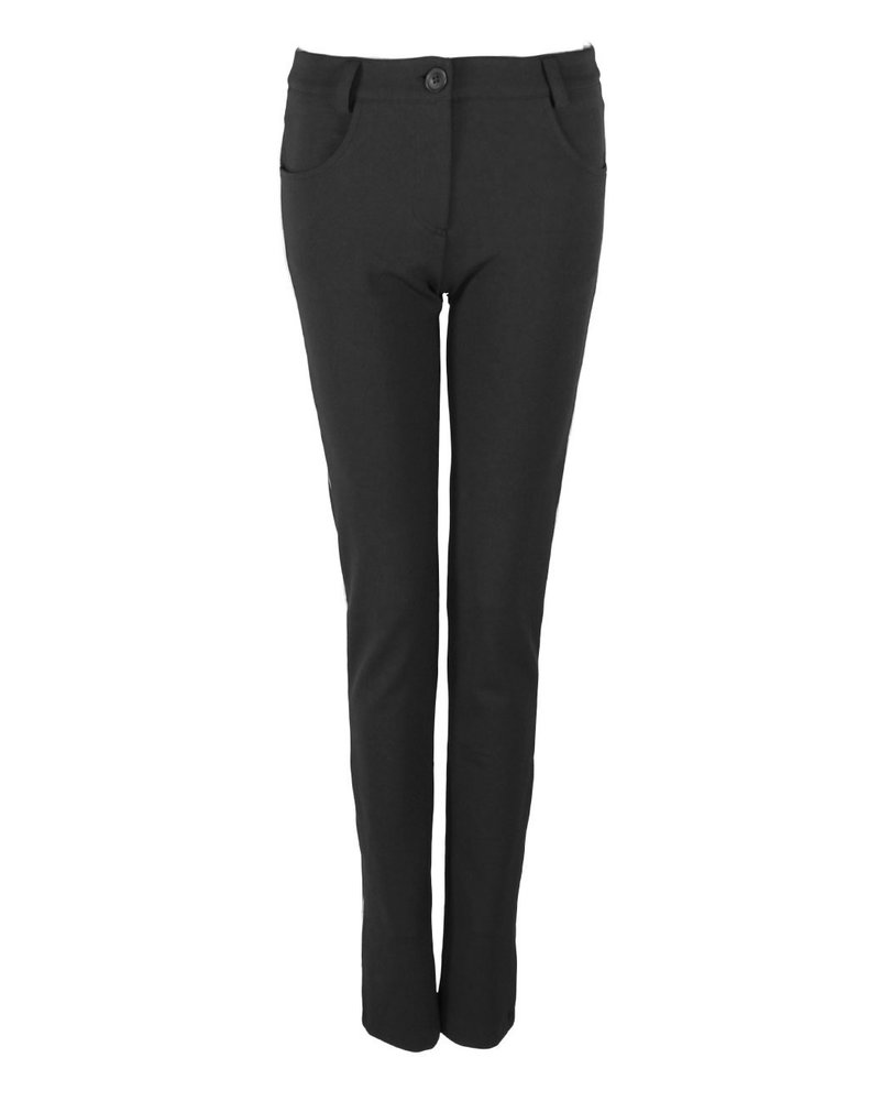Only-M Trousers Tape Nero