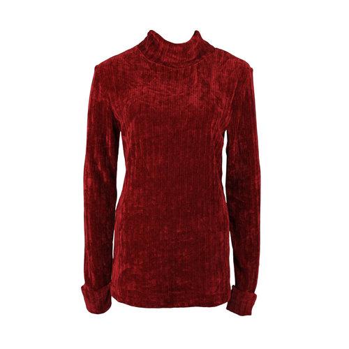 Longlady Longlady Sweater Tammie Red