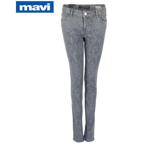 Mavi Mavi Jeans Nicole Grey Snake