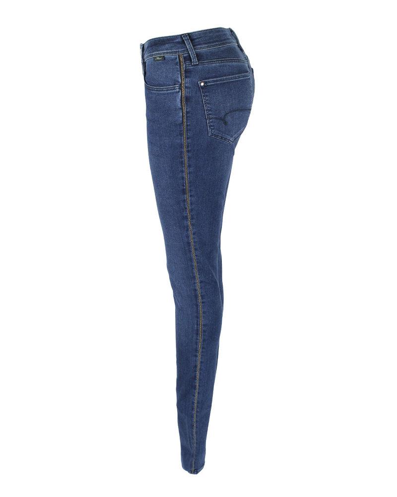 Mavi Jeans Nicole Ink Chic Embelished