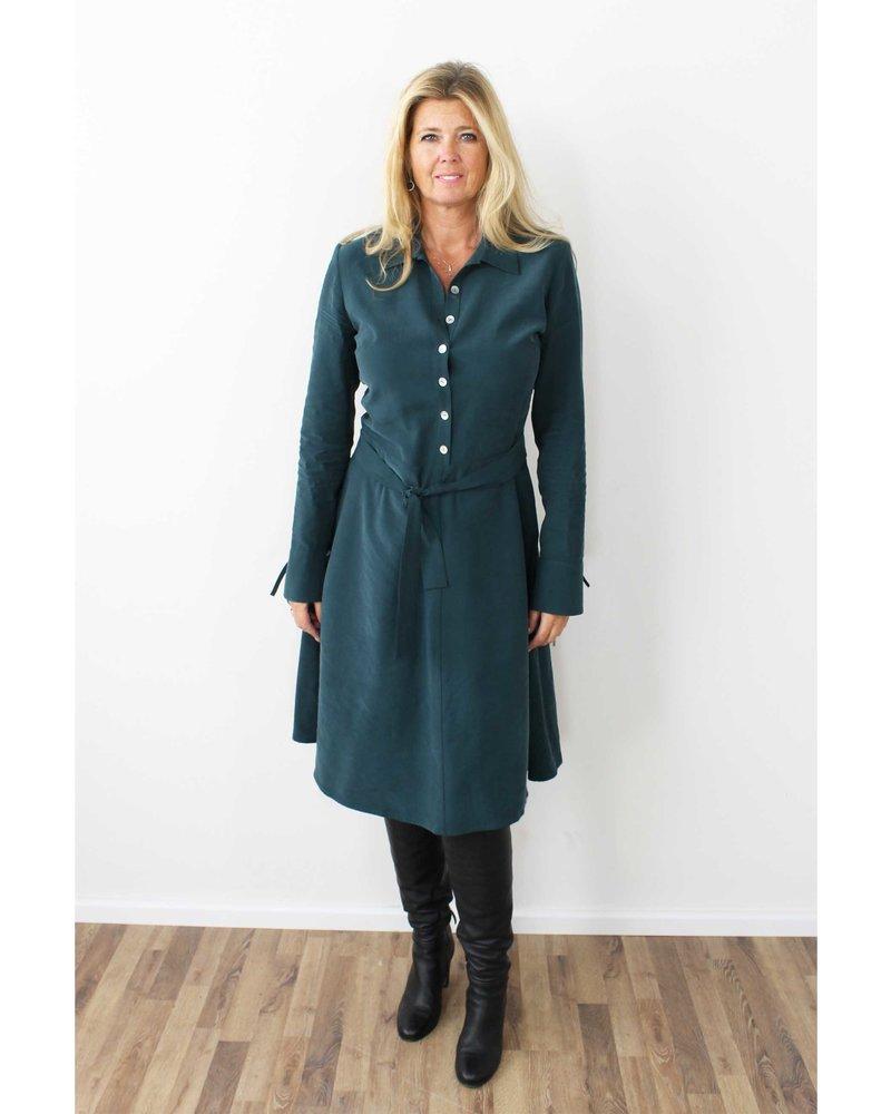 Longlady Dress Anja Darblue