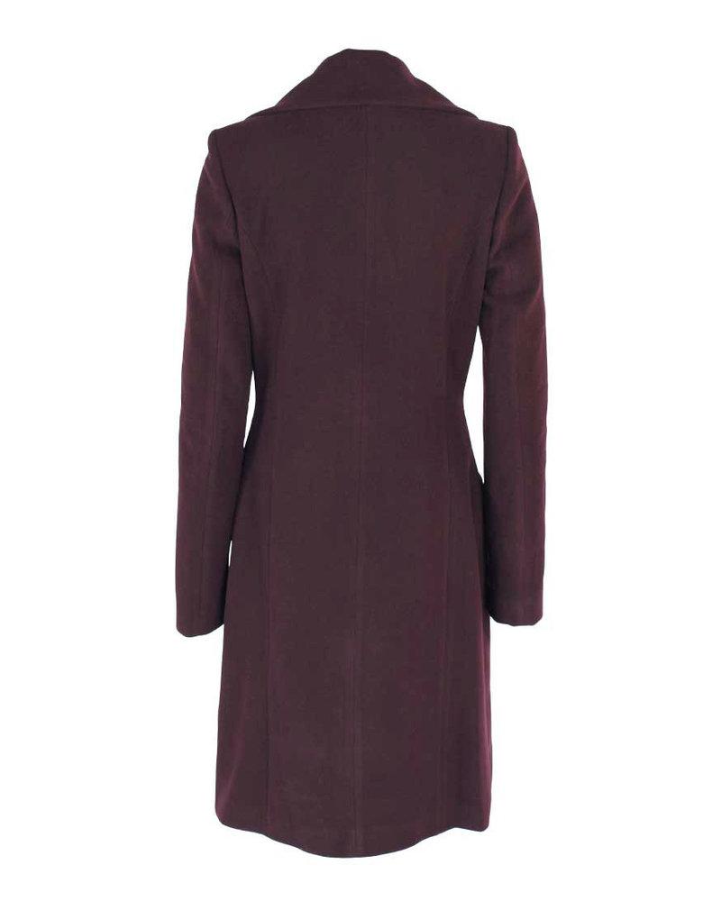 Only-M Coat Maxima Prugna