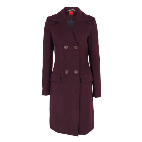 Only-M Only-M Coat Maxima Prugna