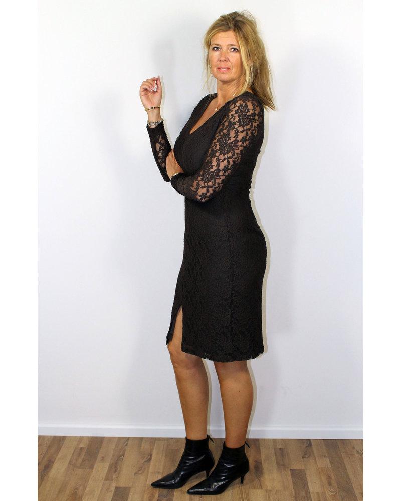 Longlady Dress Joseline Brown