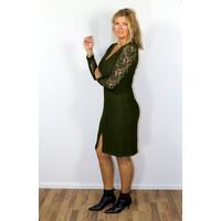 Longlady Dress Joseline Green
