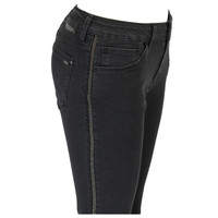 Mavi Jeans Nicole Ink Chic Smoke Embelished