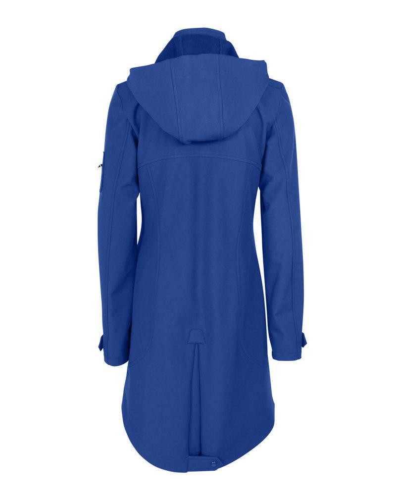 Longlady Softshell Coat Cobalt