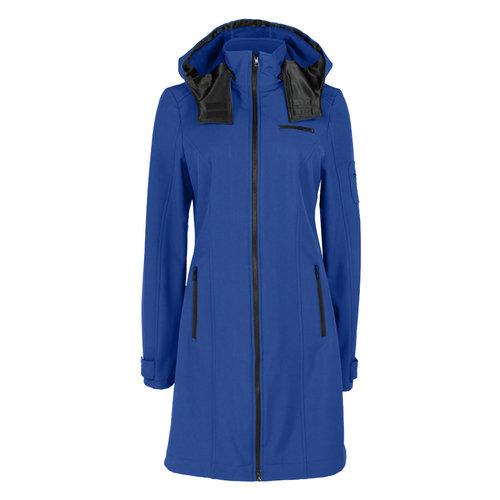 Longlady Longlady Softshell Coat Cobalt