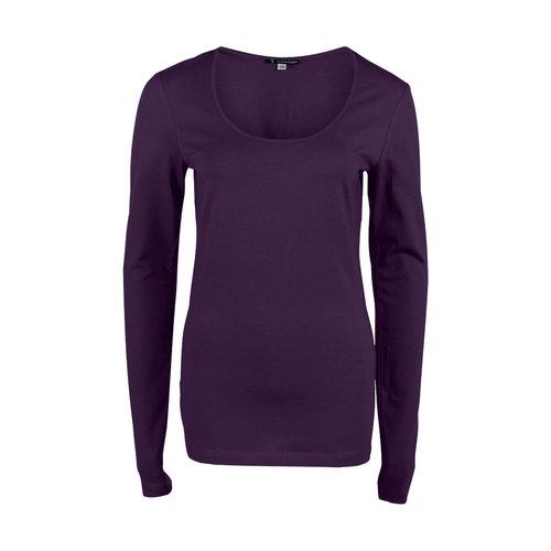 Longlady Longlady Shirt Trudy Purple