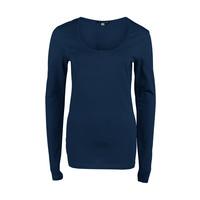 Longlady Shirt Trudy Blue