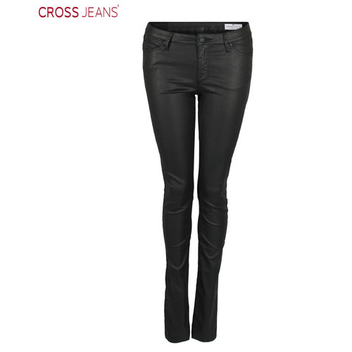Cross Cross Jeans Alan Black Coated