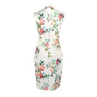 Longlady Dress Anky White