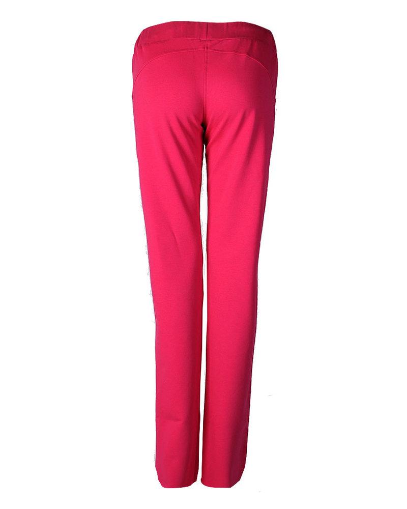 LongLady Sporttrousers Sharda Fuchsia