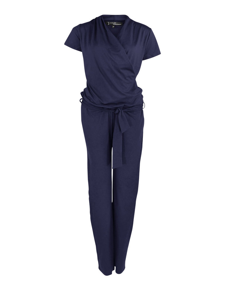 Longlady Jumpsuit Brigit Navy