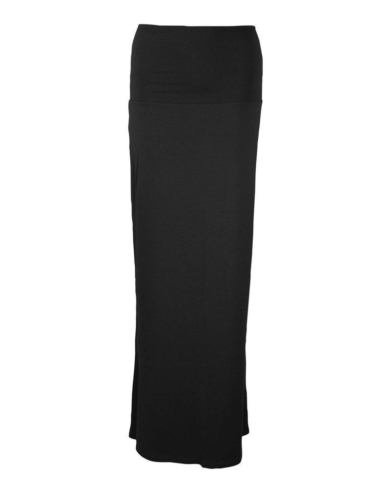 Longlady Skirt Rosy Black
