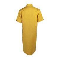 Longlady Dress Ellian Mustard