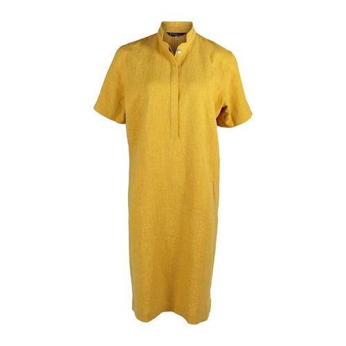 Longlady Longlady Dress Ellian Mustard