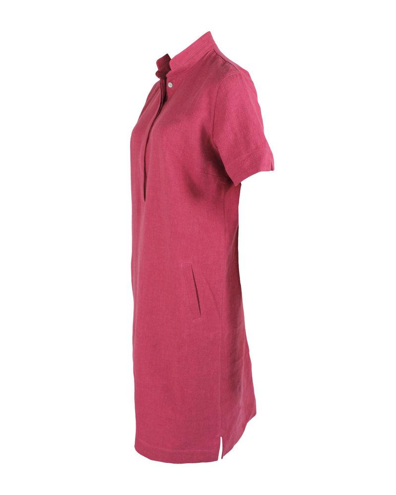 Longlady Dress Ellian Bordeaux