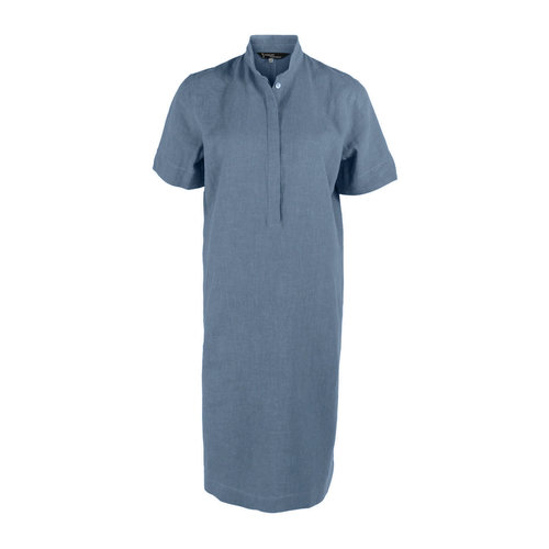 Longlady Longlady Dress Ellian Blue