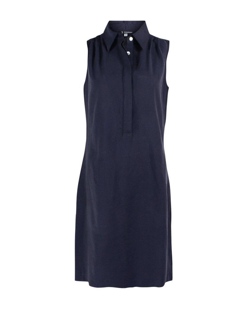 Longlady Dress Jolijn Darkblue