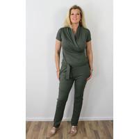 Longlady Jumpsuit Brigit Khaki