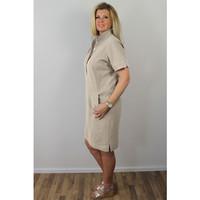 Longlady Dress Ellian Sand