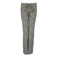 Longlady Pajama pants Paulien Zebra Beige