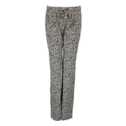 Longlady Longlady Pajama pants Paulien Zebra Beige